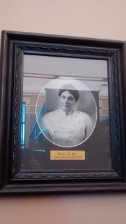 Helen Bell, 1st female state law librarian